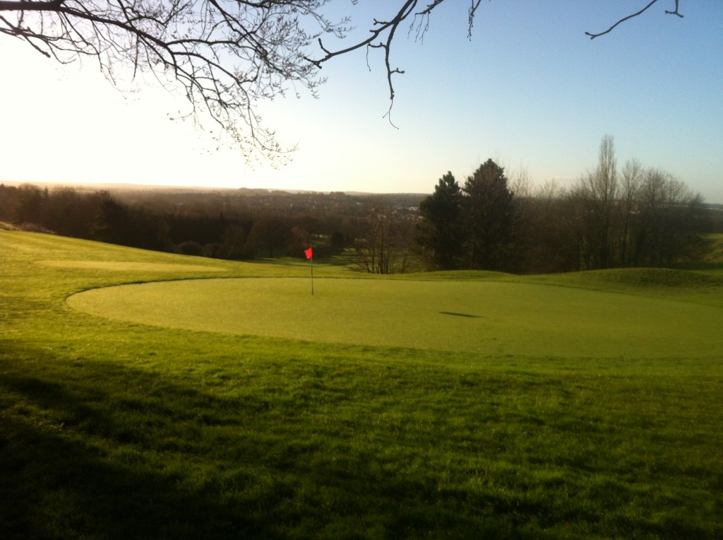 Newbold Common Golf Course