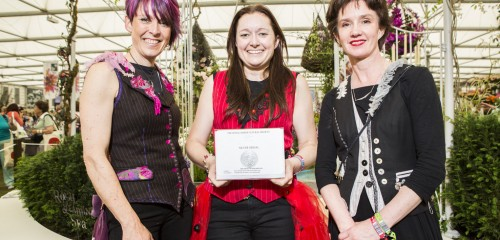Silver Medal at RHS Chelsea Flower Show!